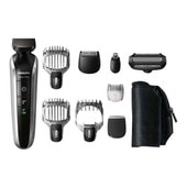 Philips Multigroom Series 7000 Qg3381 - Tondeuse - Sans Fil - Noir/Chrome