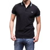 Polo Fred Perry Homme M3600 Noir 817