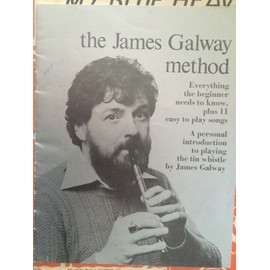 The James Galway method The tin whistle