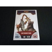 Carte Collector Cora / Match Madagascar 3 N� 86/90