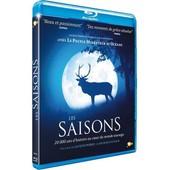 Les Saisons - Blu-Ray de Jacques Cluzaud
