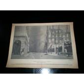 La Semaine Sanglante Rue De Rivoli Mai 1871