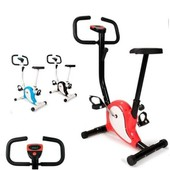 V�lo D'appartement Rouge Fitness Cardio