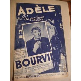 Adèle BOURVIL