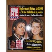 Cin� T�l� Revue N� 7 Michael Jackson / David Hasselhoff / Marcy Walker / Christian Clavier