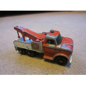 Matchbox Ford Heavy Wreck Truck N�71