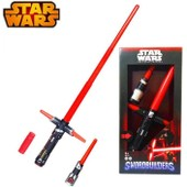 Str� Star Wars: The Force Awakens Sabre Laser Basic Dark Side-Rouge,Utilisation Niveux Aa