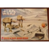 Battle Of Hoth Action Scene