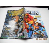 Jla, Justice League Of America, Semic N� 10