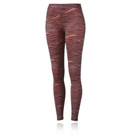 Puma All Eyes On Me Femmes Rouge Noir Long Running Leggings Collants Cale�ons