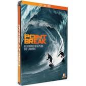 Point Break - Combo Blu-Ray 3d + Blu-Ray + Dvd - �dition Bo�tier Steelbook de Ericson Core