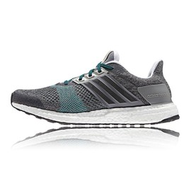 Adidas Ultra Boost St Hommes Gris Support Running Route Sport Chaussures Baskets