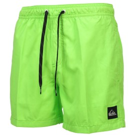 Short De Bain Quiksilver Everyday Volley Vrt Fluo Vert 79394