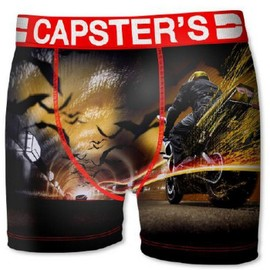Boxer Homme Capster's En Microfibre