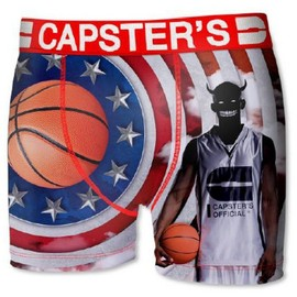 Boxer Gar�on Capster's En Microfibre