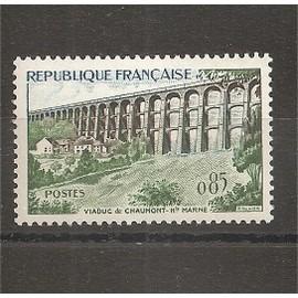 1240 (1960) Viaduc de Chaumont N** (cote 3,6e) (3801)