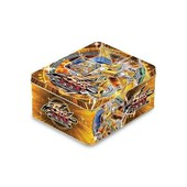 Yu-Gi-Oh ! - Tin Box Dragon �lectrom�canique