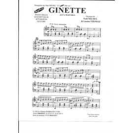 Ginette (Java-Mazurka) + La Java du Tacot