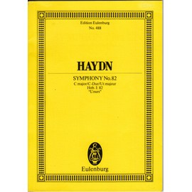 "Haydn symphony n° 82 ""L'ours"""