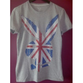 T-Shirt Playboy Taille S/36 Ou Ados 16 Ans