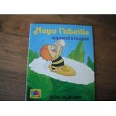 Maya L'abeille Apprend � Butiner Mini Album Tf1 de .