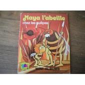 Maya L'abeille Chez Les Gu�pes Mini Album Tf1 de .