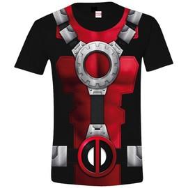 T-Shirt Deadpool Costume - Xl