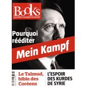 Books N� 75, Avril 2016 - Pourquoi R��diter Mein Kampf