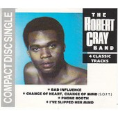 The Robert Cray Band 4 Classic Tracks) Cd Maxi 4 Titres