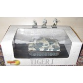 Char Allemand Tiger I Wwii 1/35