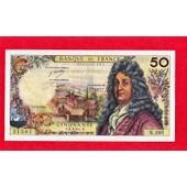 50 Francs Racine Du 3-6-1976 Alphabet N295 Spl