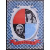 Lady Hamilton - Film R�alis� En 1941 Par Alexander Korda Avec Vivien Leigh, Laurence Olivier, Alan Mowbray - Livret De Cin�ma Original Fran�ais 12 Pages (Avec Couverture) 32x24 Cm - Dossier De Presse