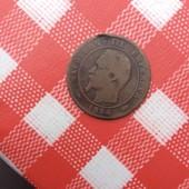 10 Centimes Napoleon 1854
