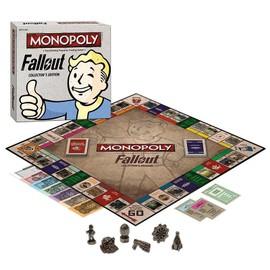 Fallout Jeu De Plateau Monopoly Anglais
