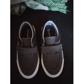 Mocassins In Extenso 29 Gris