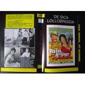 Jaquette Du Film.Pain,Amour...Et Jalousie(1954).R�alisation.Luigi Comencini Avec Vittorio De Sica,Gina Lollobrigida,Marisa Merlin,Roberto Risso