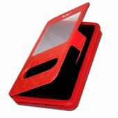 Etui Housse Coque Folio Rouge Pour Blackberry 9860 Torch By Ph26