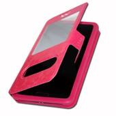 Etui Housse Coque Folio Fushia Pour Samsung Galaxy S I9000 By Ph26