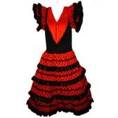 Robe Flamenco Pour FilleTaille 12