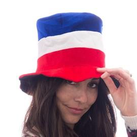 Bonnet Drapeau De La France