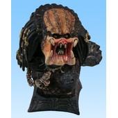 Superbe Buste Predator De 16 Cm. Palisades Monster.