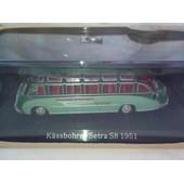 Bus K�ssbohrer Setra S8 1951 Ech 1/72 S�rie Bus Collection Atlas