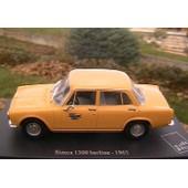 Simca 1300 Berline 1965 Musee De La Poste 1/43 Universal Hobbies Jaune Atlas