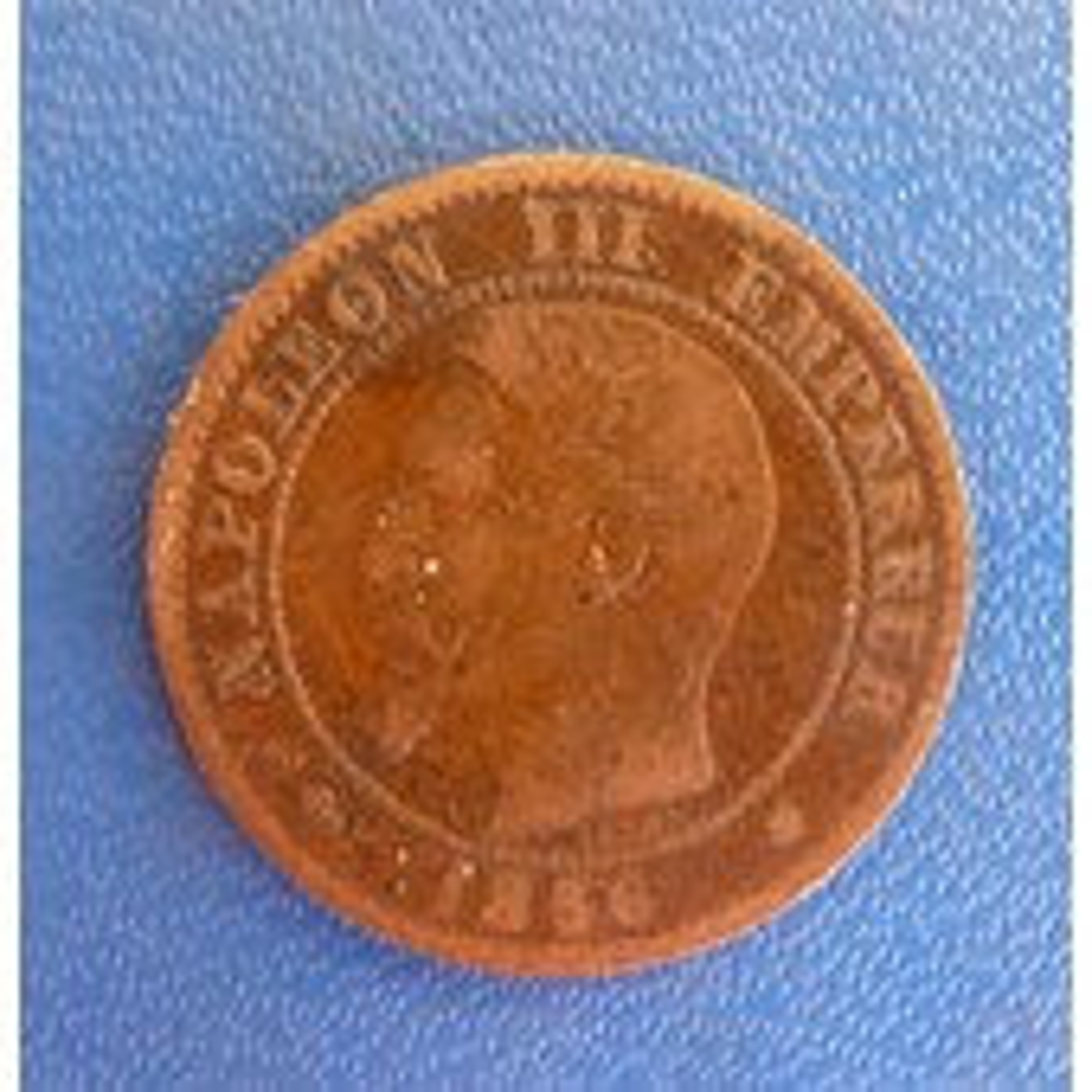 2 Centimes Napoleon Iii 1856 K