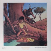 Ex Libris Jimmy Tousseul / Desorgher / Num�rot� Et Sign�