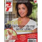 T�l� 7 Jours / 04-11-2013 N�2789 : Jenifer (3p) - Fran�oise Hardy / Thomas Dutronc (1,5p)