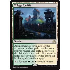 Village Fortifi� - T�n�bres Sur Innistrad