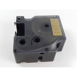 Vhbw Cartouche Cassette � Ruban 24mm Pour Dymo Labelmaker Pc, Pc2 Comme 53723, D1.