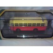 Bus Brossel Jonckheere 1957 Ech 1/72 S�rie Bus Collection Atlas