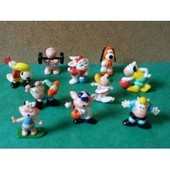 Lot De 6 Figurines Yoplait
